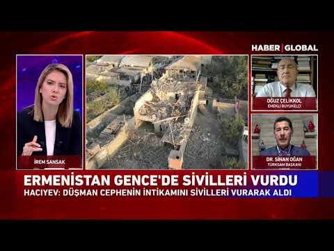 Sinan Oğan: Azerbaycan Ordu Millete Dönüştü. Ermenistan'ın Kayıpları 1 Milyar Doları Çok Aşmıştır