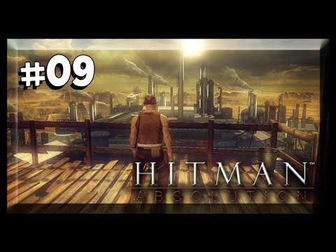Hitman - Absolution Walkthrough #9 Dexter Industries Specialist - Ctrl e Shit do Inferno