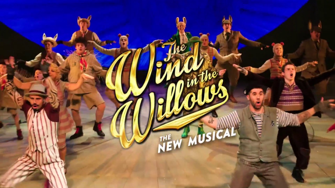 The Wind in The Willows Trailer 60s