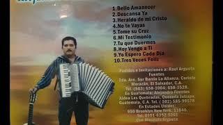 Aya Está mi consuelo:Alejandro Fuentes alabanzas YouTube Videos