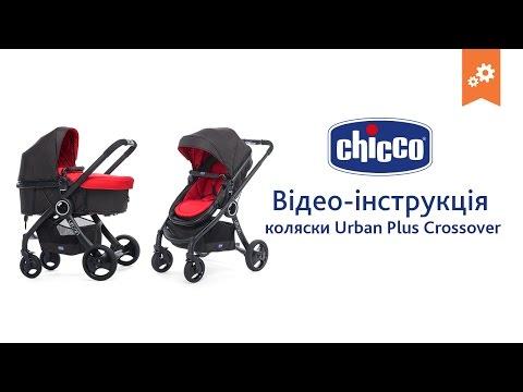 Как собрать коляску chicco видео