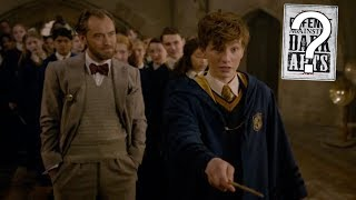 Is Fantastic Beasts Going Against Canon?