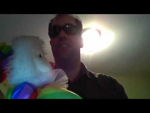 Musical Clown Doll, Its A Small World