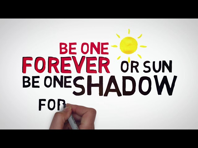 Awash - Shadow or sun (OFFICIAL LYRIC VIDEO)