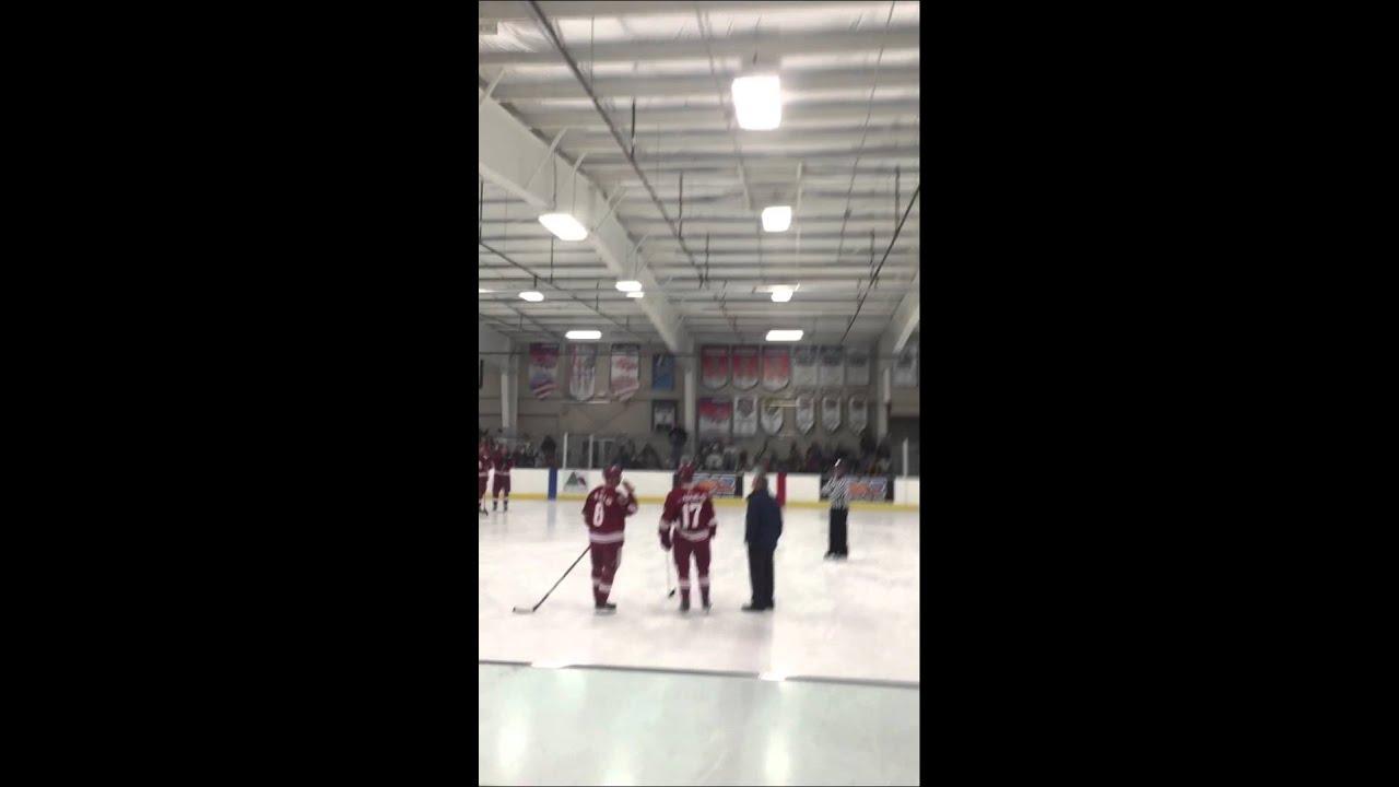 Coyotes Alumni Game Against Nau D2 Ice Jacks And The Greg Adams