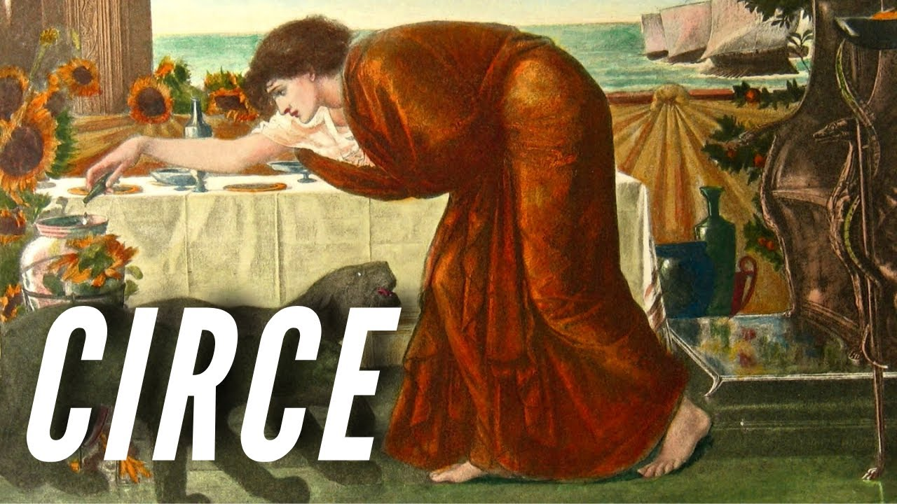 Download Circe - The Story of the Most Famous Sorceress in Greek Mythology