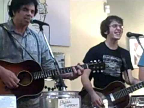 Folk Singer- Steve Kirkman, Anthony Da Costa, Fred Gillen Jr., Oliver Hill