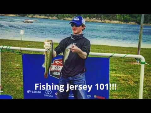 How To Create A Fishing Jersey