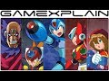 Mega Man X Legacy Collection 1 & 2 - Gameplay Trailer (JP)