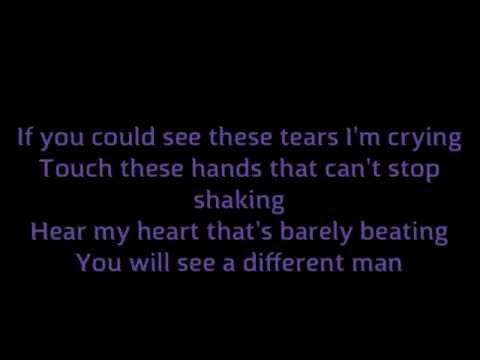 """""""Crawling back to you"""" Backstreet Boys (Lyrics/Karaoke) Album: Never Gone"""