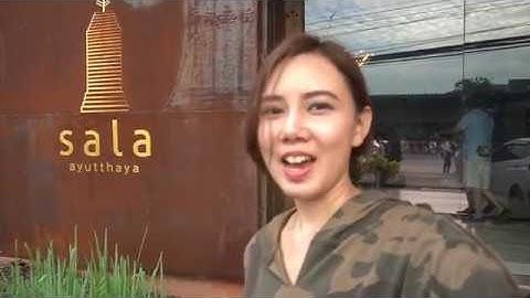 Review : SALA Ayutthaya Hotel | The best hotel in Ayutthaya , Thailand 2019