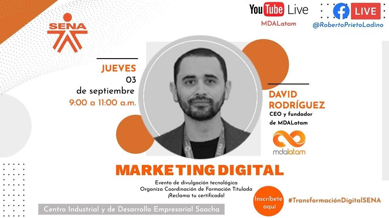 Cursos De Sena En Gran Concepcion Cursos De Marketing Digital Curso Certificacion Google