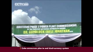 Nigerian power plant privatization to improve electricity supply