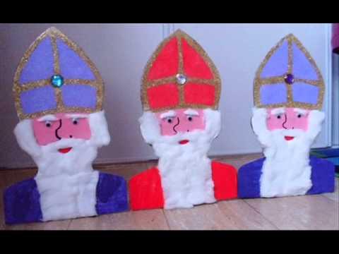 Au grand saint nicolas patron des coliers youtube - Image de saint nicolas a imprimer ...