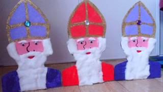 Au grand Saint Nicolas patron des écoliers