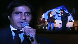 Amitabh Sings To Entertain!