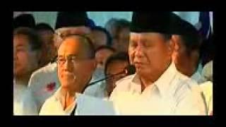 Jokowi Tertawa Setelah Melihat Video Deklarasi Kemenangan Sementara Prabowo Hatta Saat Gagal Jadi Pr