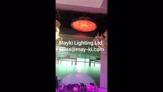 It is our showroom for Mayki Lgihting Ltd.