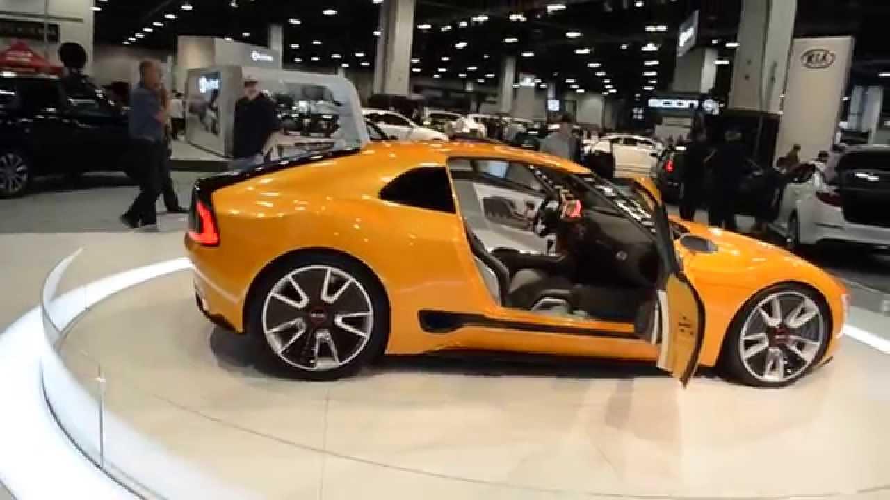 Kia Concept Car 2016 2017  YouTube
