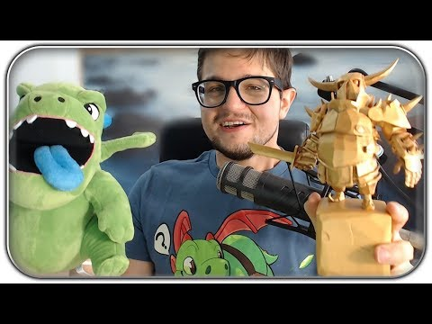 Supercell hat mir Geschenke gemacht | Clash Royale Unpacking Deutsch German