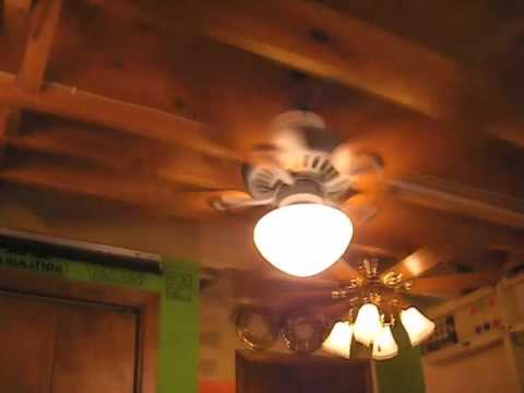 Hunter vista ceiling fan youtube hunter vista ceiling fan audiocablefo