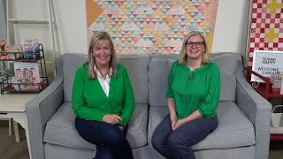 Behind The Seams: Lissa Alexander, Aka Modalissa, Talks Quilting And Sew Much More!