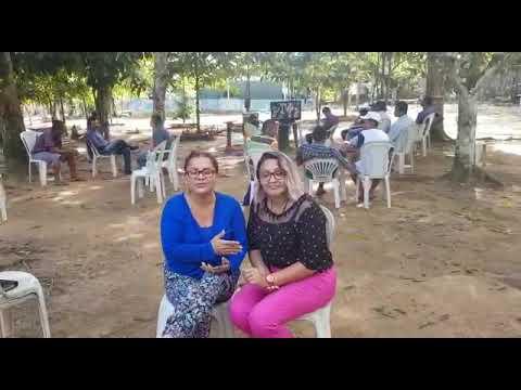 Rosana Pedraça💕Projeto Mudy( recuperação de dependentes químicos),Entrevista com Cleide Pontes