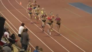 1000м женщины сильнейший забег