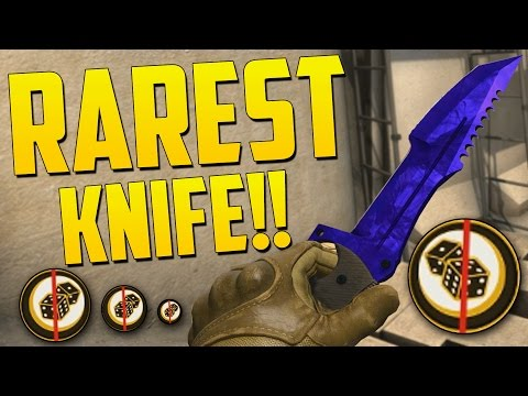 RAREST KNIFE SKIN!? - CS GO Funny Moments Betting