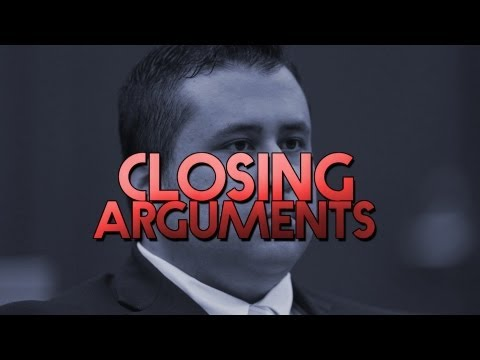 Zimmerman Prosecutors Make Final Case