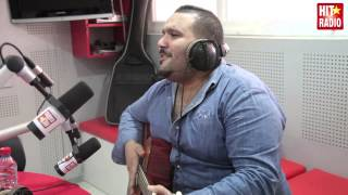 LIVE DE REDA TALIANI DANS LE MORNING DE MOMO SUR HIT RADIO - 06/03/14