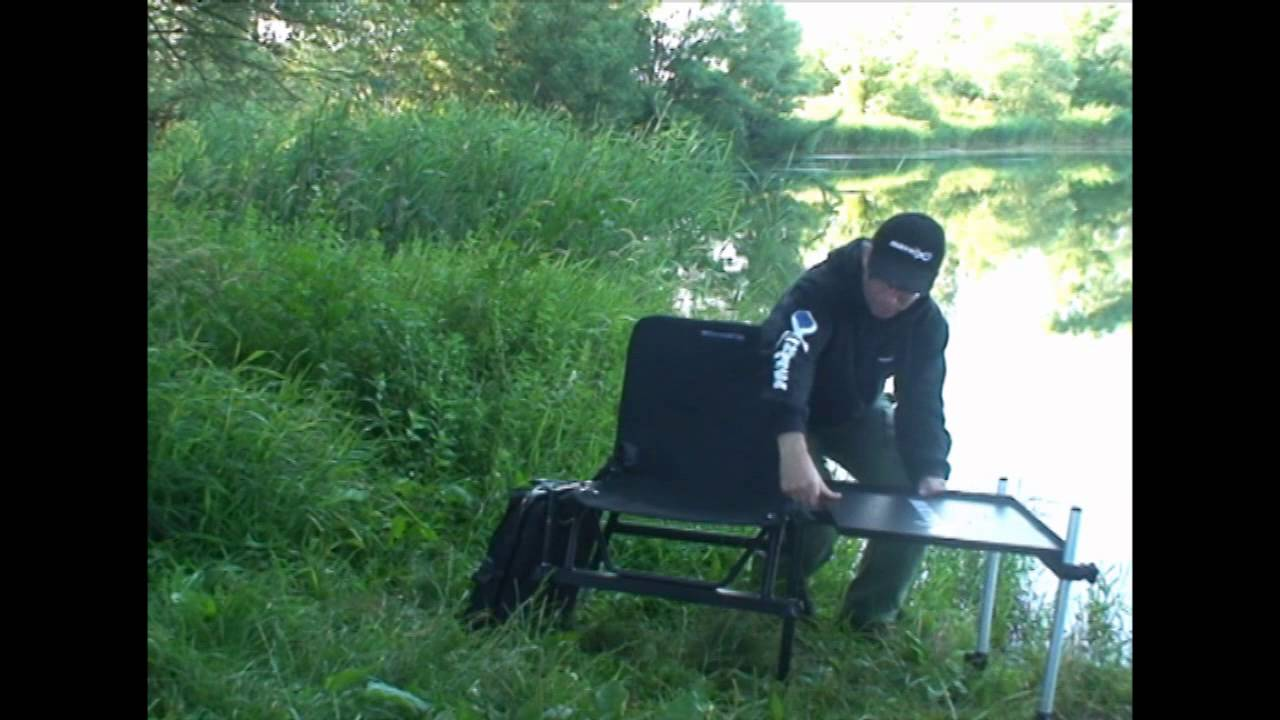 Angling Chair Accessories Over The Beach Towels Fish Point Tv Fox Matrix Ethos Accessory Youtube