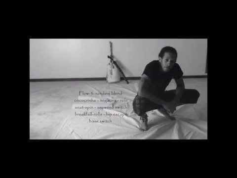Capoeira Reloaded:Tres Esquivas Flows 1-3, 21st Century Pan-African Combat