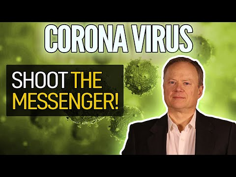 "As Coronavirus Spreads To Wisconsin, Media Says ""Shoot The Messenger!"""