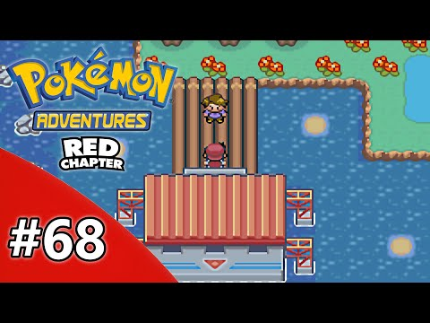 Pokemon Adventure Red Chapter - Part 68 - New Sevii Islands?
