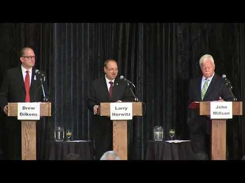 Part II: Windsor Essex Regional Chamber Of Commerce Mayors' Debate