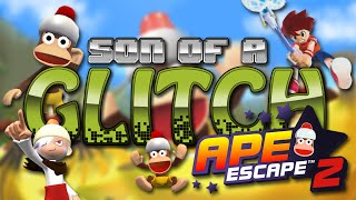 Ape Escape 2 Airwalk Glitch - Son of a Glitch - Episode 54