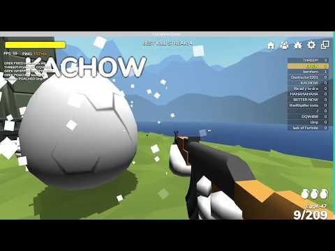 Shell Shockers.io - CRAZY ARSENAL RAMPAGE