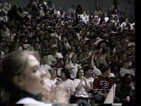 1996 8th District First Round: Christian County High vs University Heights Academy