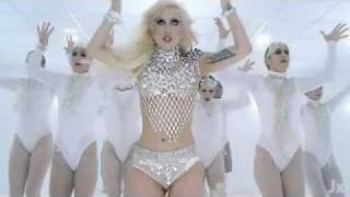 Bad Romance - Lady Gaga (TECHNO version)