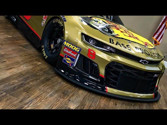 NASCAR 2019 Paint Schemes