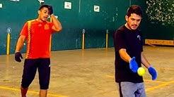 Güero de CU y Muñeco vs Golden boy y Papayas Final frontón el Momo Fernando Medina San Juan Ixtayopa