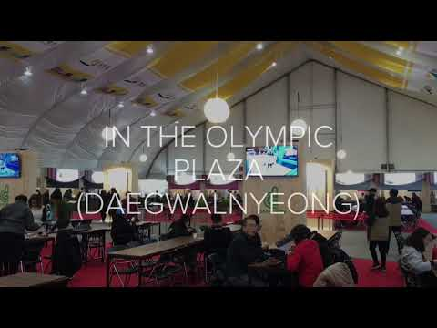 How to: Eat in the PyeongChang Olympic Plaza (K-Food)