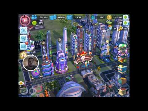 how to play simcity buildit offline