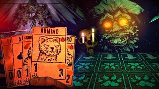 ¿JUGARÍAS a las CARTAS con ESTE MONSTRUO? - Inscryption (Horror Game)   iTownGamePlay
