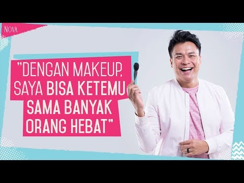 Makeup bisa bikin Ryan Ogilvy keliling dunia | Eksklusif NOVA