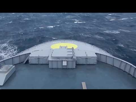 Ships in Storm  Extreme Huge waves Compilation