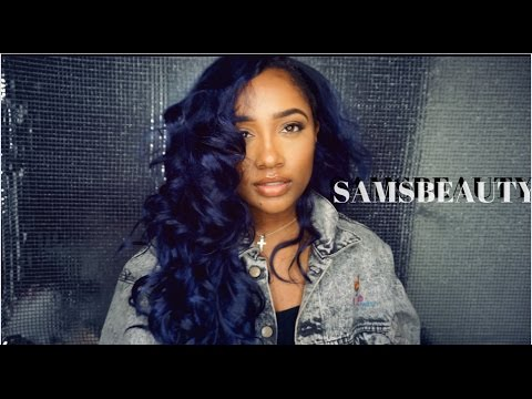 Instagram Baddie Hair  samsbeauty  4x4 LACE Wig  YouTube