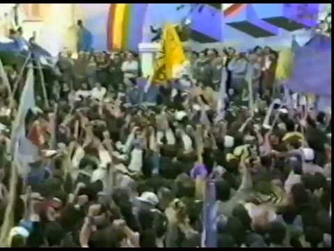 Mass Meeting – Naxxar – 12 April 1987