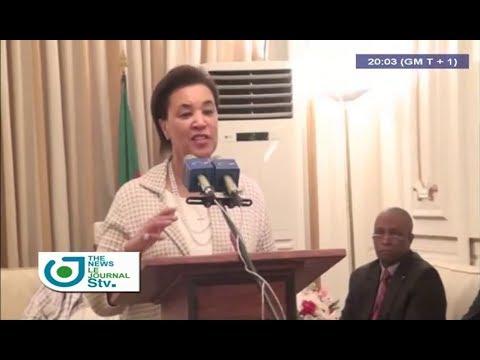 STV WEEKEND BILINGUAL NEWS 08:00 PM -(Patricia SCOTLAND HAS LEFT CAMEROON)- Samedi 23 Décembre 2017